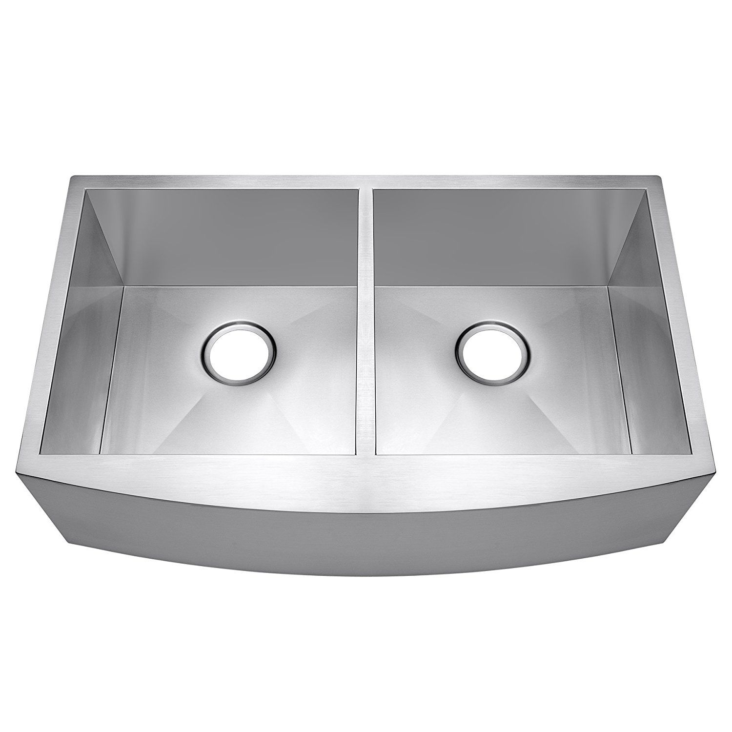 X Double Bowl Kitchen Sink