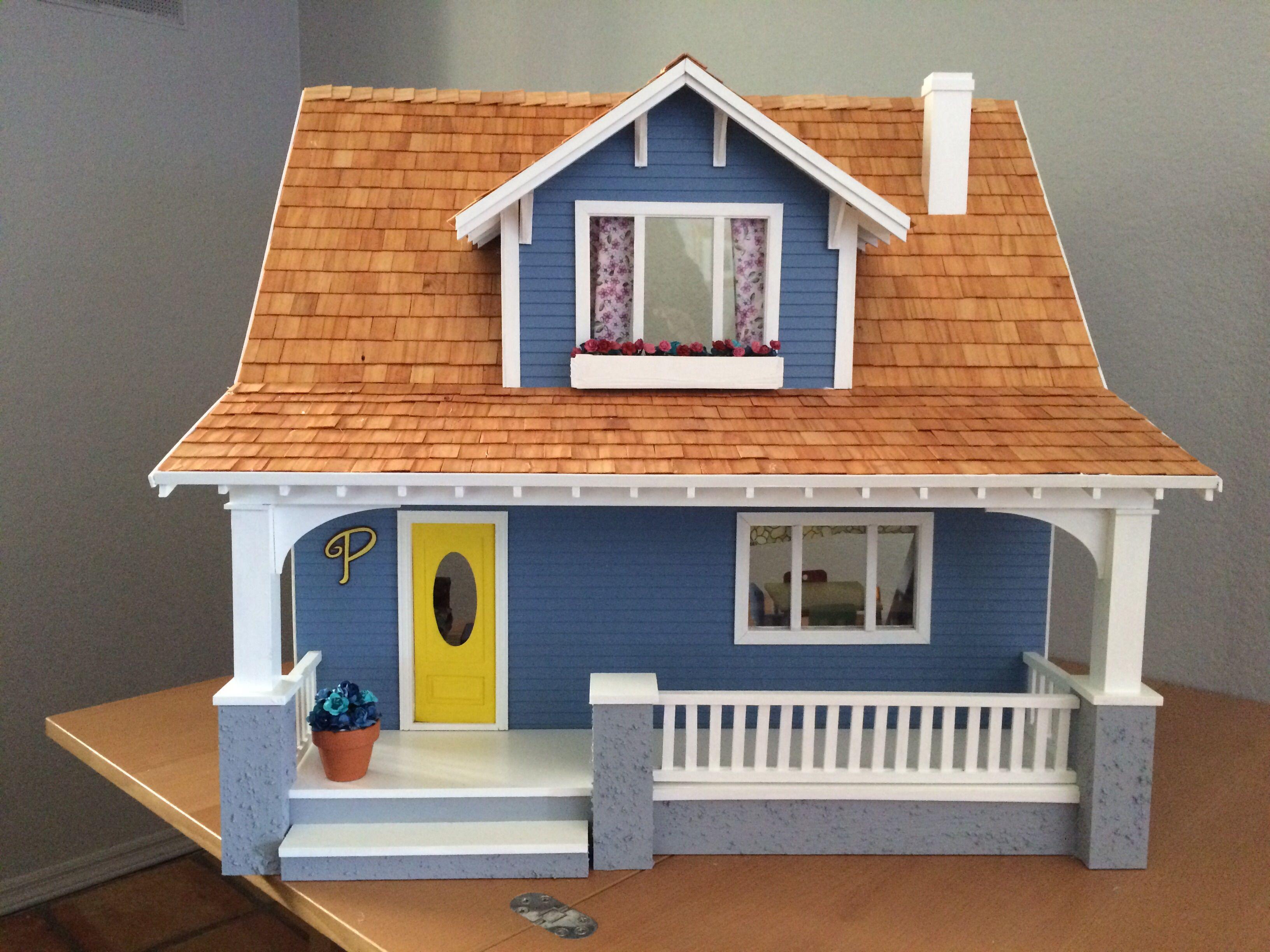 Kit From Hobby Lobby With Images Dollhouse Decor Bird House