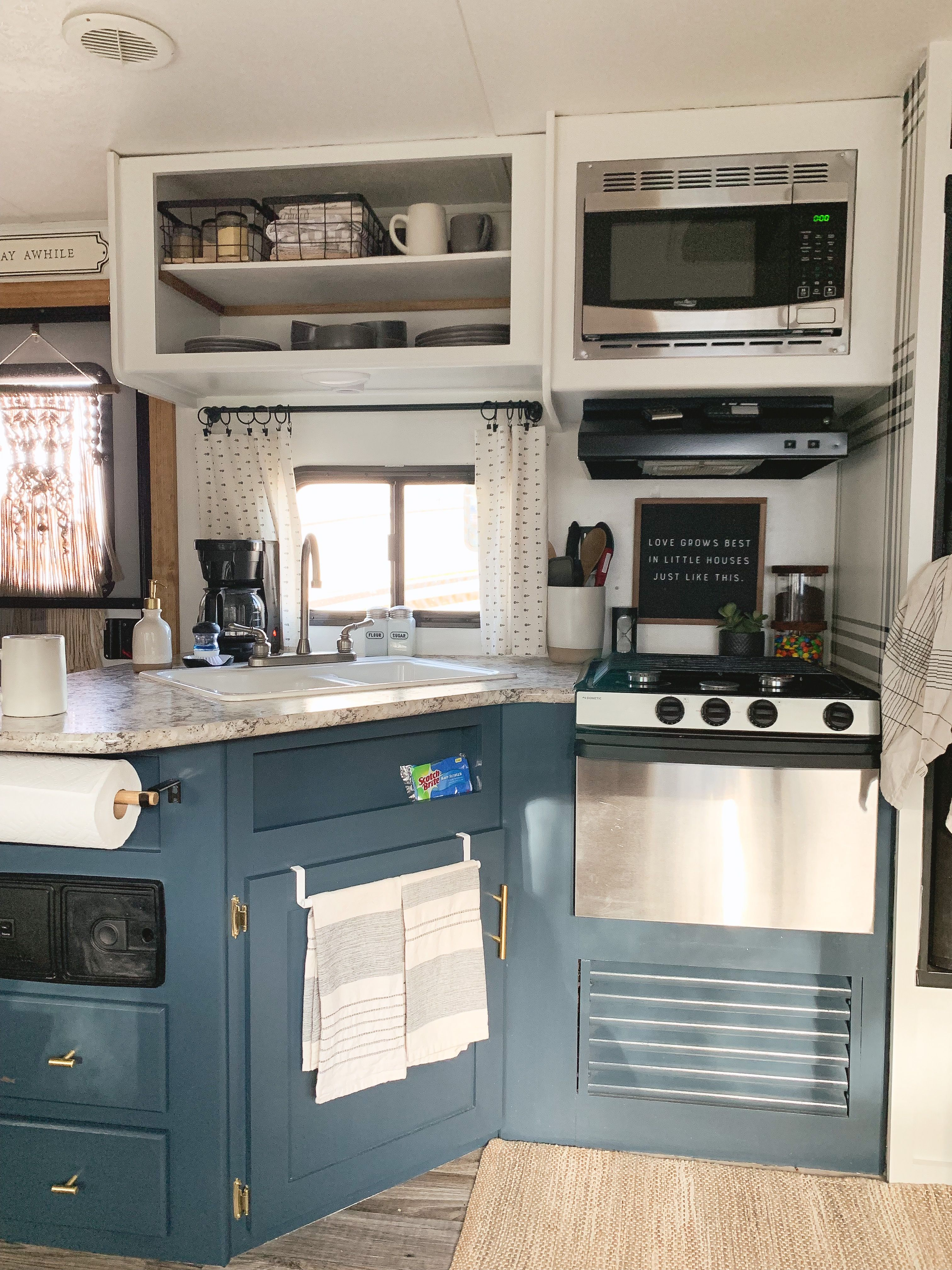 50++ Rv kitchen remodel ideas