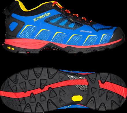 f037f5a419bd02 Zamberlan Men s Air-Round GTX RR Surround Low Hiking Shoes ...