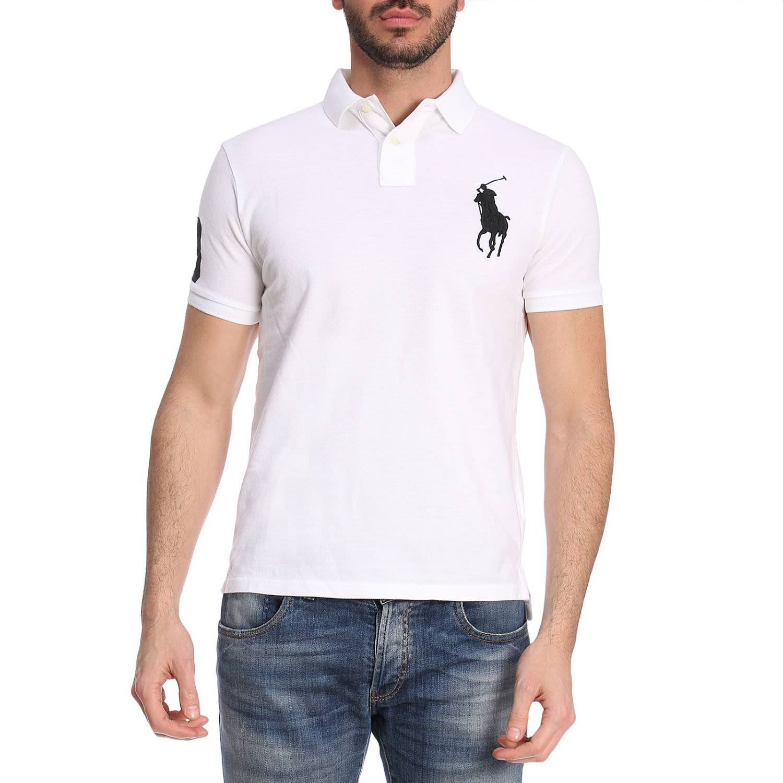 Ingenious Mens Ralph Lauren Short Sleeve Polo Shirt Slim Fit 100% Cotton On Sale Clothing, Shoes & Accessories