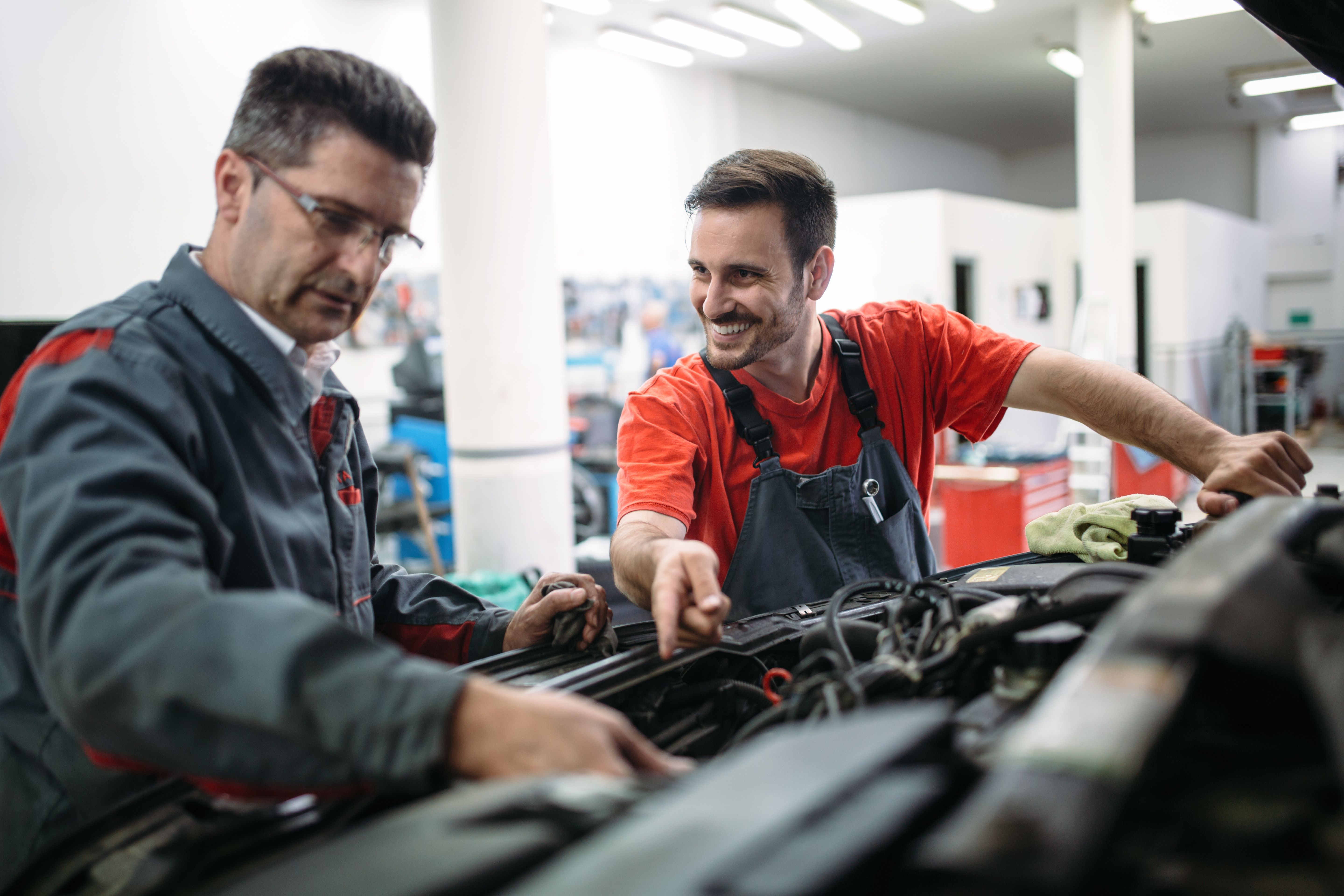 Red Seal Certification for Automotive Service Technicians ...