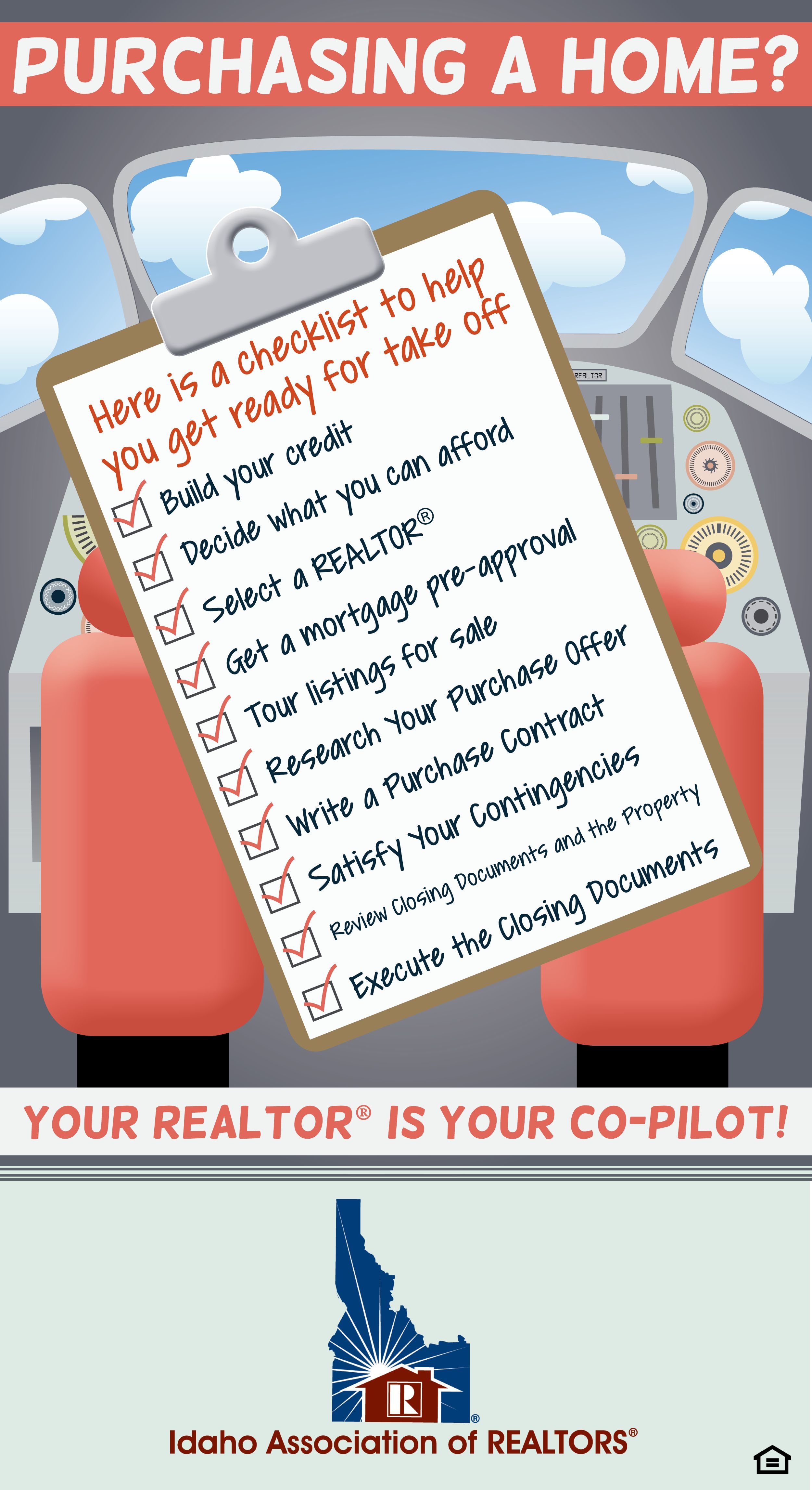 Trust Your Realtor For A Smooth Take Off And Landing