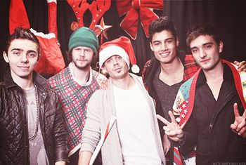 The Wanted A Wanted Wednesday - Most Wanted This Christmas