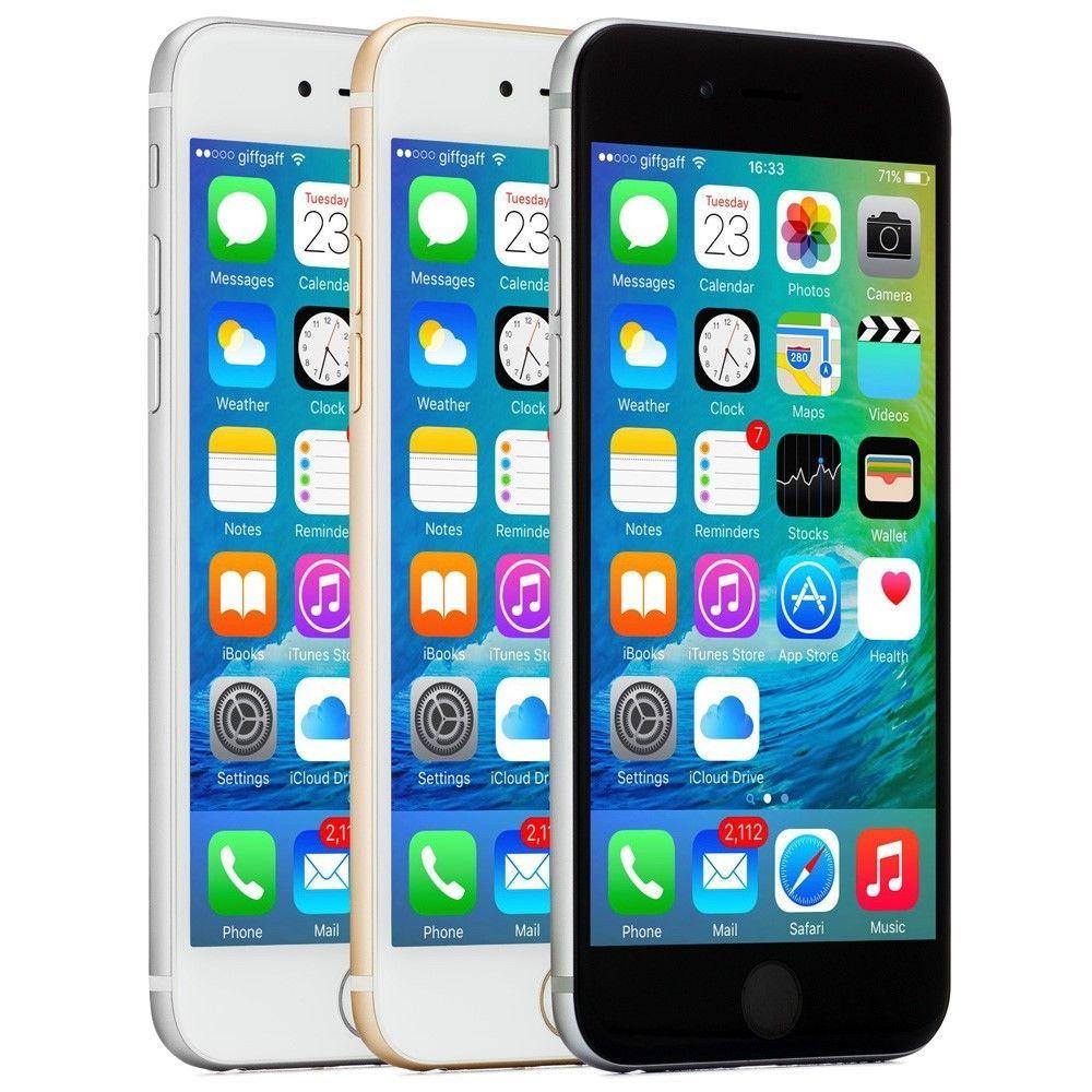 Apple iphone 6 plus smartphone choose att sprint unlocked