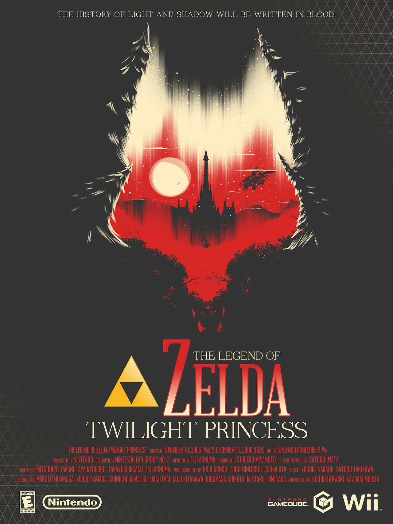 Zelda Quotes Fantastic Legend Of Zelda Posters Createdmarinko Milosevski