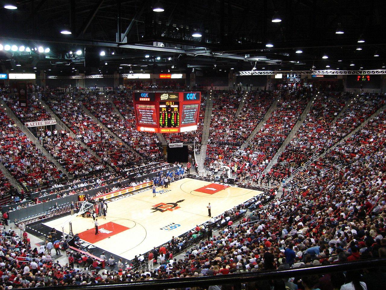 Viejas Arena San Diego State Aztecs Louisville Basketball Basketball San Diego Basketball