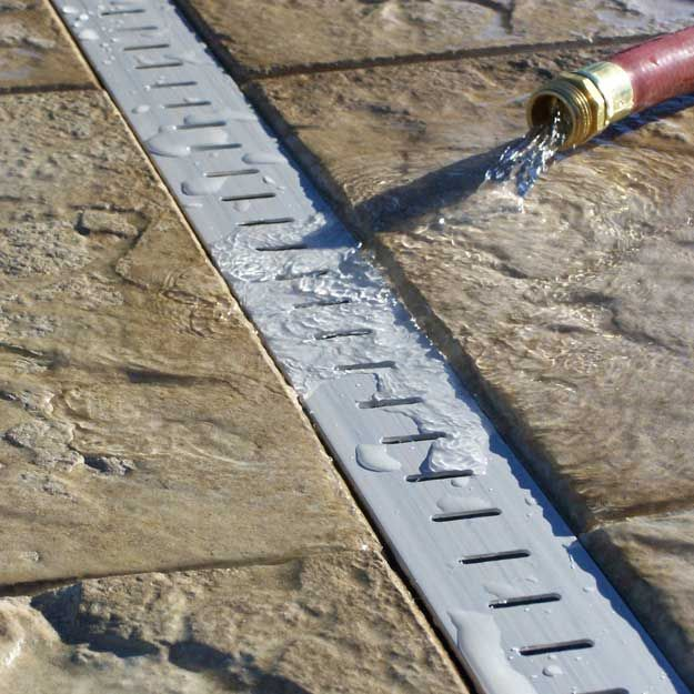 Deck Drains With Removable Tops Pool Deck Drains User