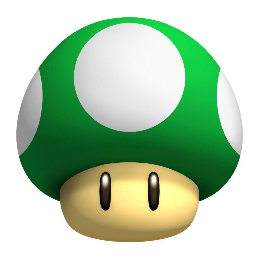 Pin En Hongos Mario Bross