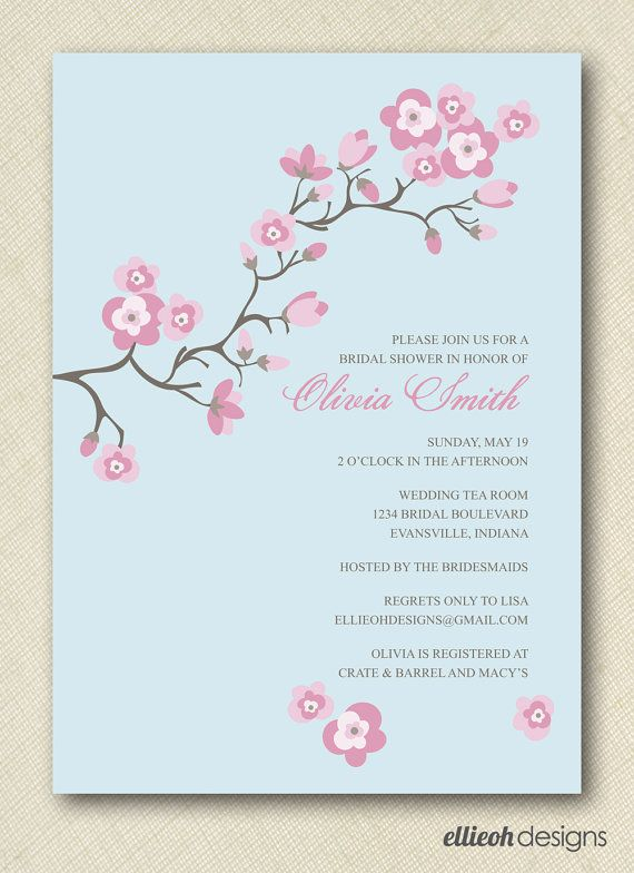 4417c7accbda cherry blossom bridal shower invite