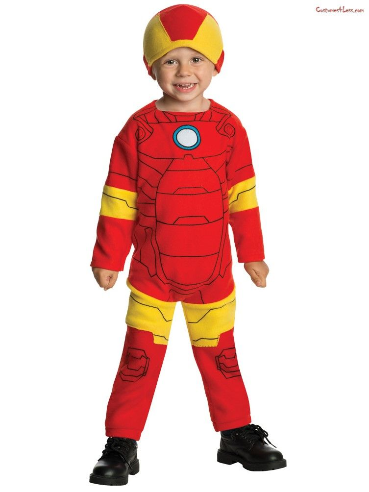 Iron Man Toddler Costume Ad With Images Iron Man Kids Iron Man Ironman Costume