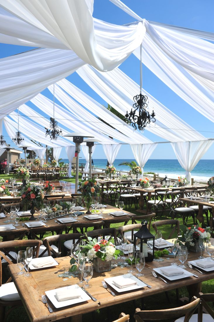Salt Creek Beach At Your Service Caterers Beach Wedding Packages Beach Wedding Wedding