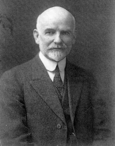 1920 - Portrait of Professor Charles Ambrose Zavit... Hommes Des Années  1920, edb88ffb855f