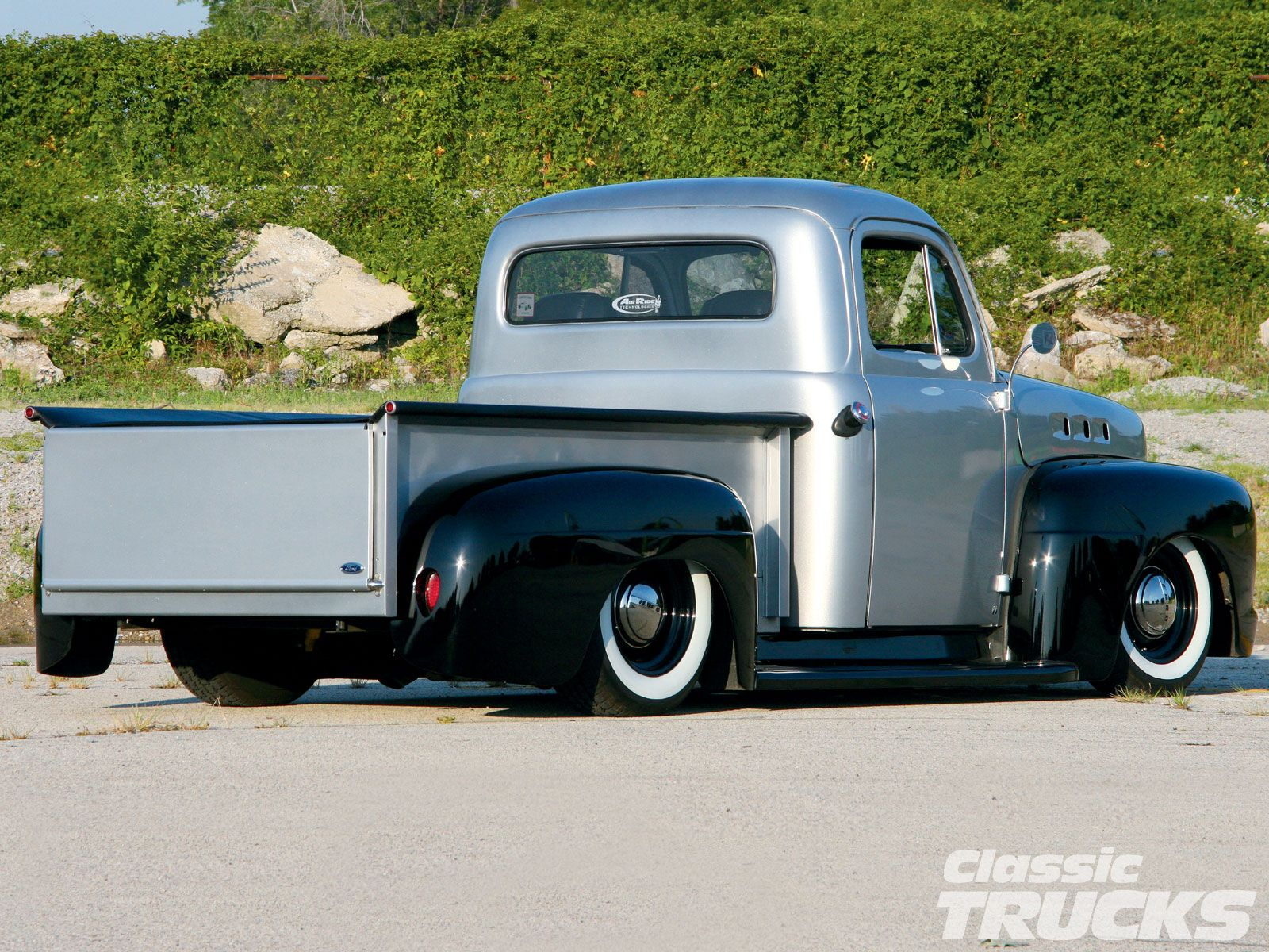 Ford pickup trucks 1948 ford f1 pickup truck rear bumper