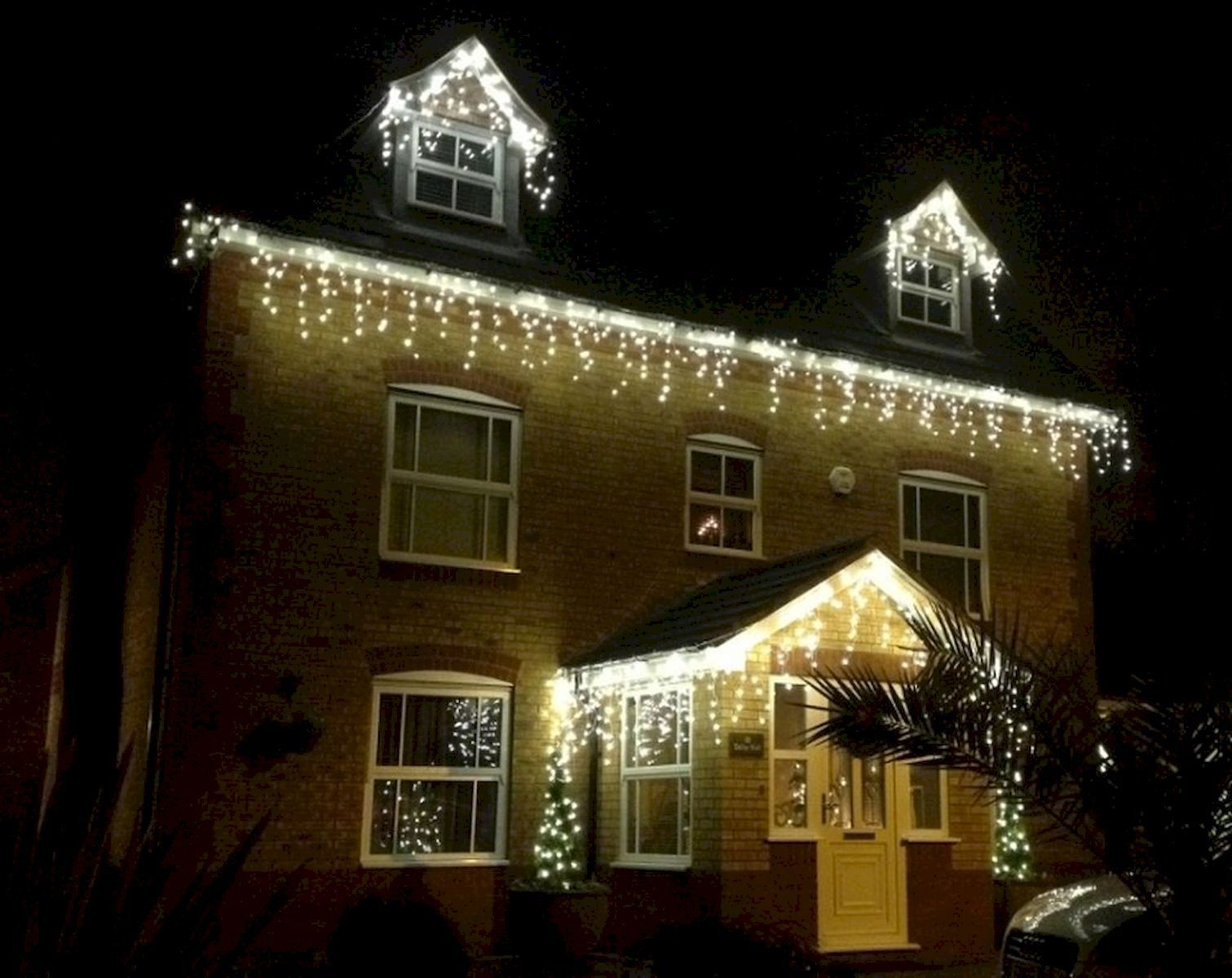 Outdoor Christmas Lighting Ideas Will You Take Deep Breath