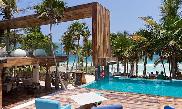 Hotel Be Tulum Mexico