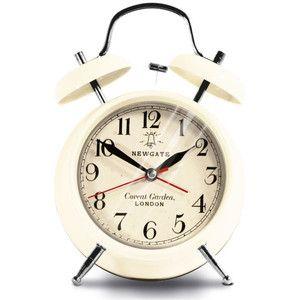 Newgate Clocks Covent Garden Medium Clock - Cream