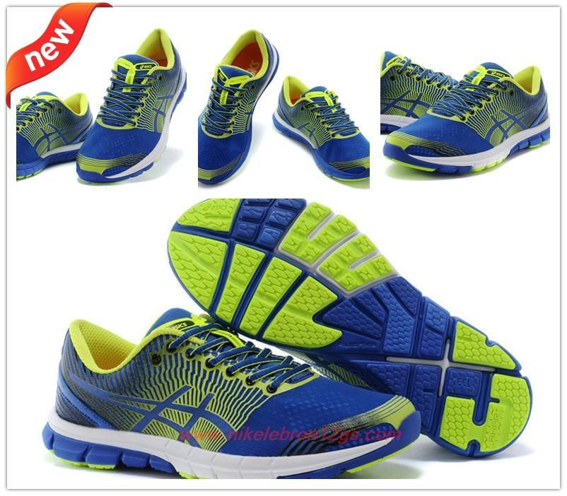 buy popular 79814 b9c27 ... discount code for buy mens asics gel hyper33 2 blue fluorescent yellow  72123 04d89
