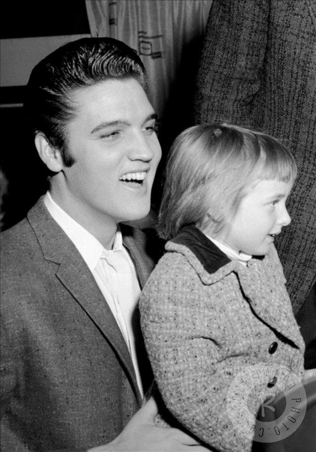 Elvis Presley by Lew Allen