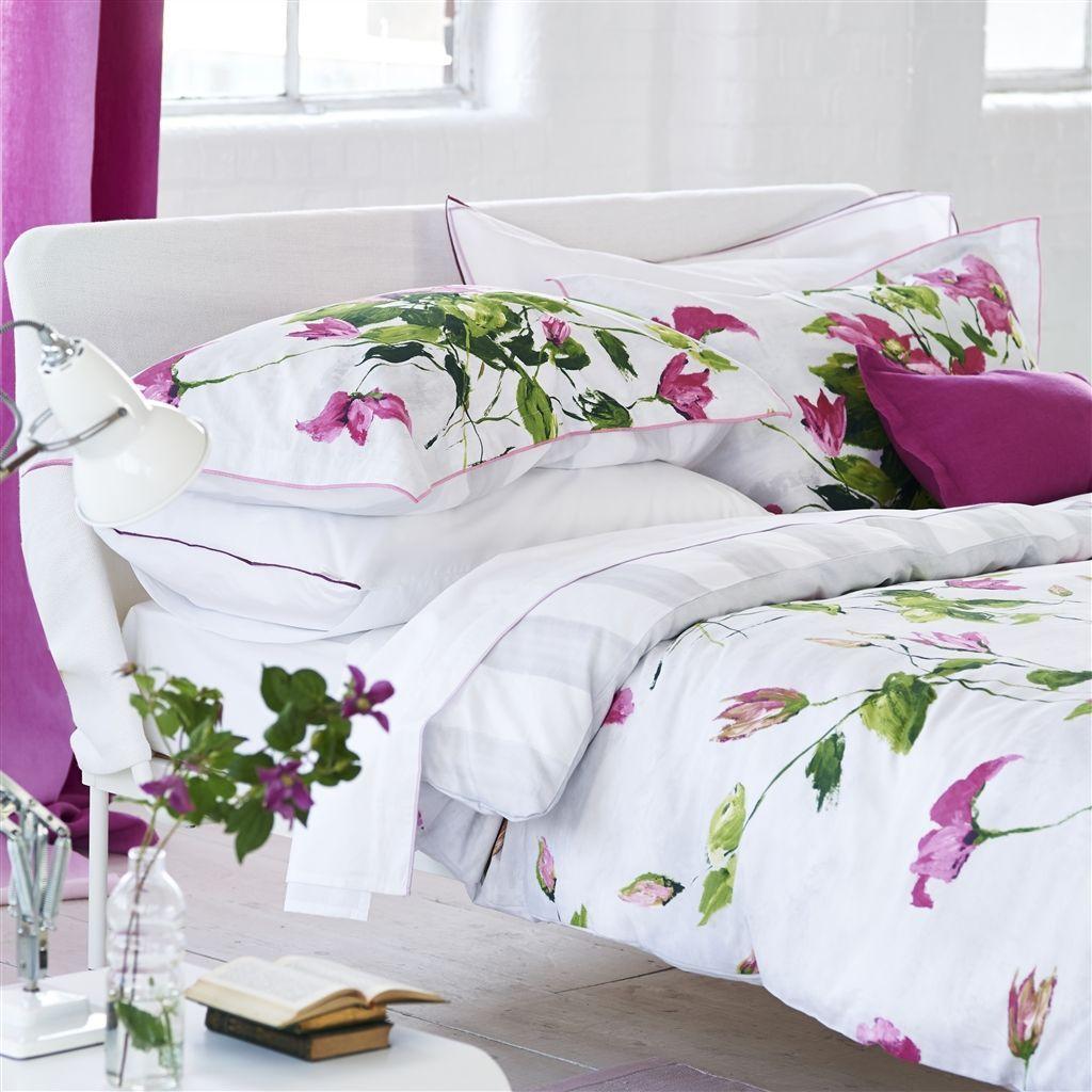 Primavera Bed Linen | Designers Guild | Bed Linen Sets | Pinterest ...