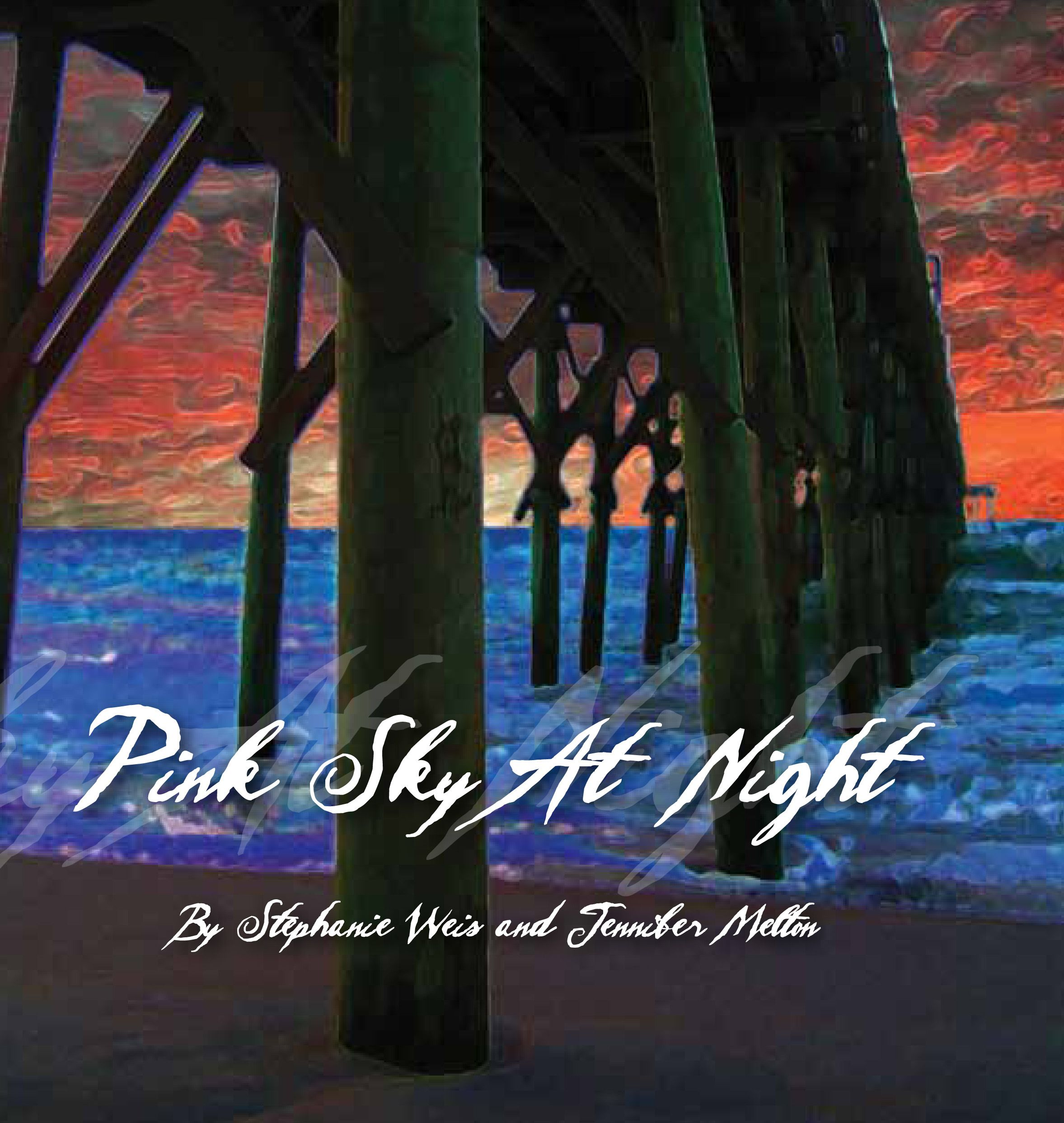 """Pink Sky At Night"" www.pinkskyatnight.com"