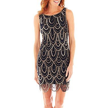 d91be120512 1920s style dress from JC Penney
