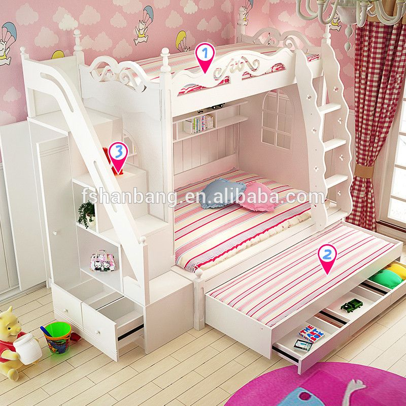 Kids Bunk Bed With Slide In India