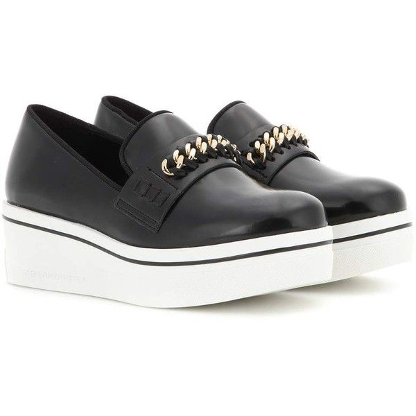 Faux Leather Sneakers Spring/summerStella McCartney wDr25
