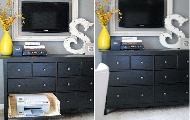 Schublade mit klappbarer Front selber machen | Bauen & basteln ...
