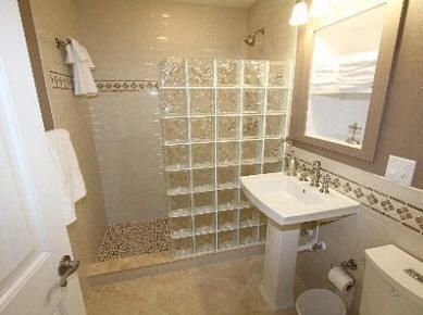 Glass Brick Shower Designs Post Oak Construction Houston Glass Block Windows And Showers