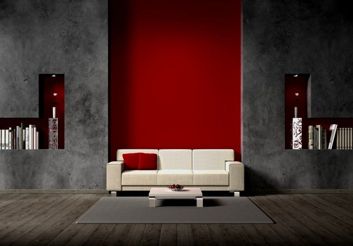 wohnzimmer wand rot streichen check more at http://cakhd