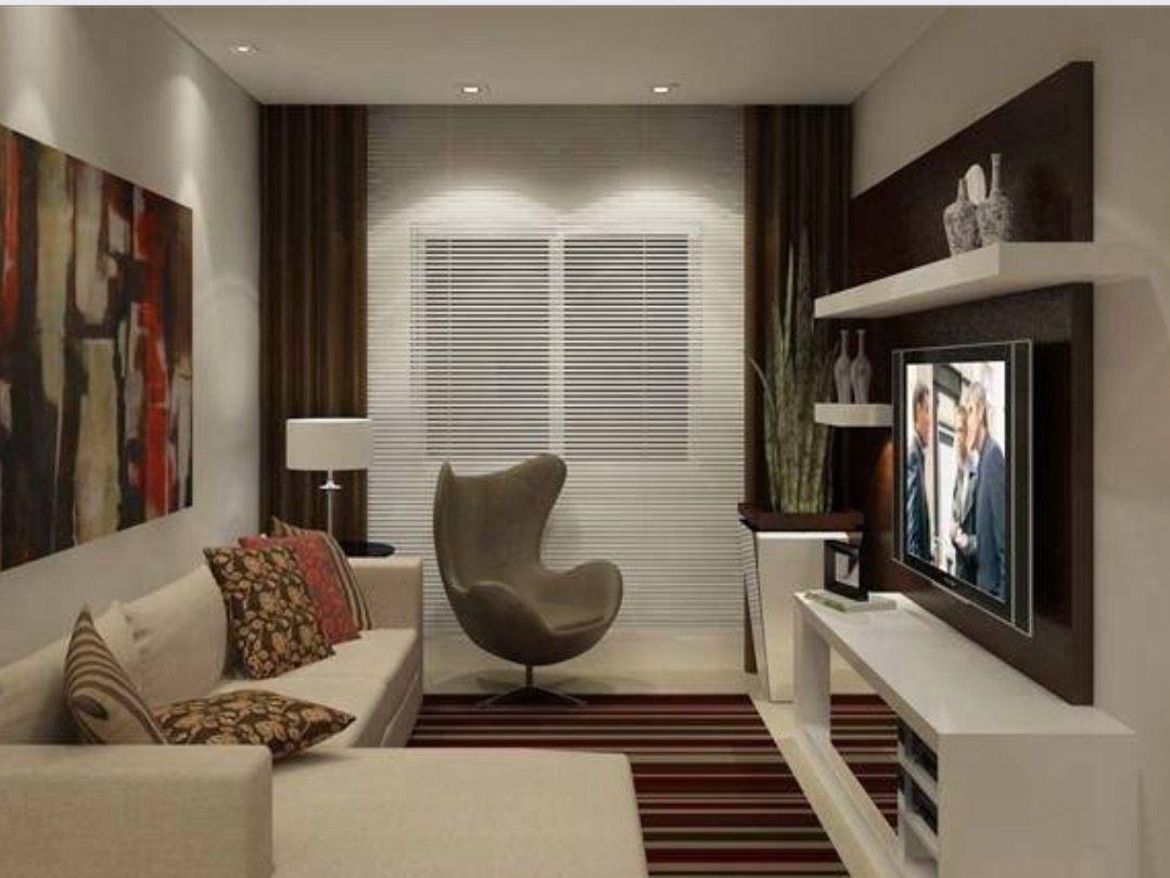 Pin de vibeka tovar en home pinterest sala de estar for Salas espacios pequenos
