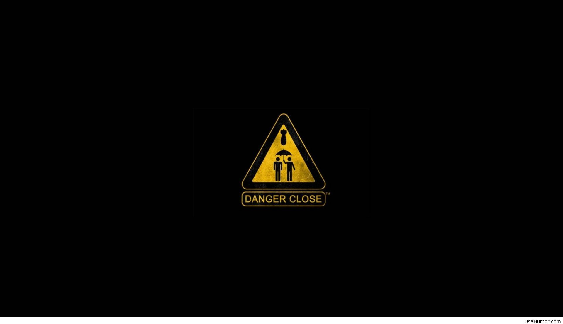 Danger Hd Wallpaper With Saying Cool And Funny Wallpapers Cool Wallpaper Computer Wallpaper Desktop Wallpapers