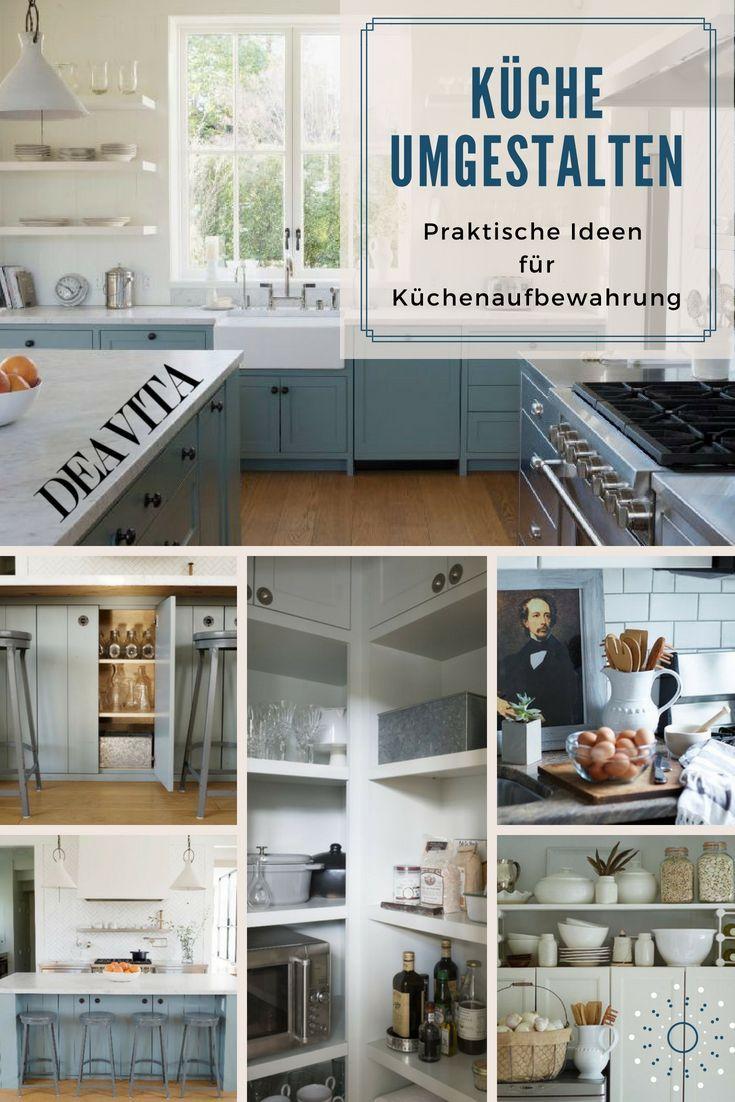 Küche neu gestalten Praktische Ideen für