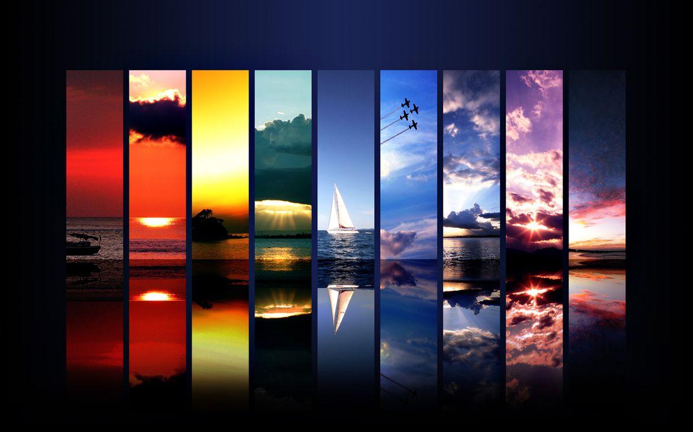 the spectrum of the sky | lingering lovely looks | pinterest