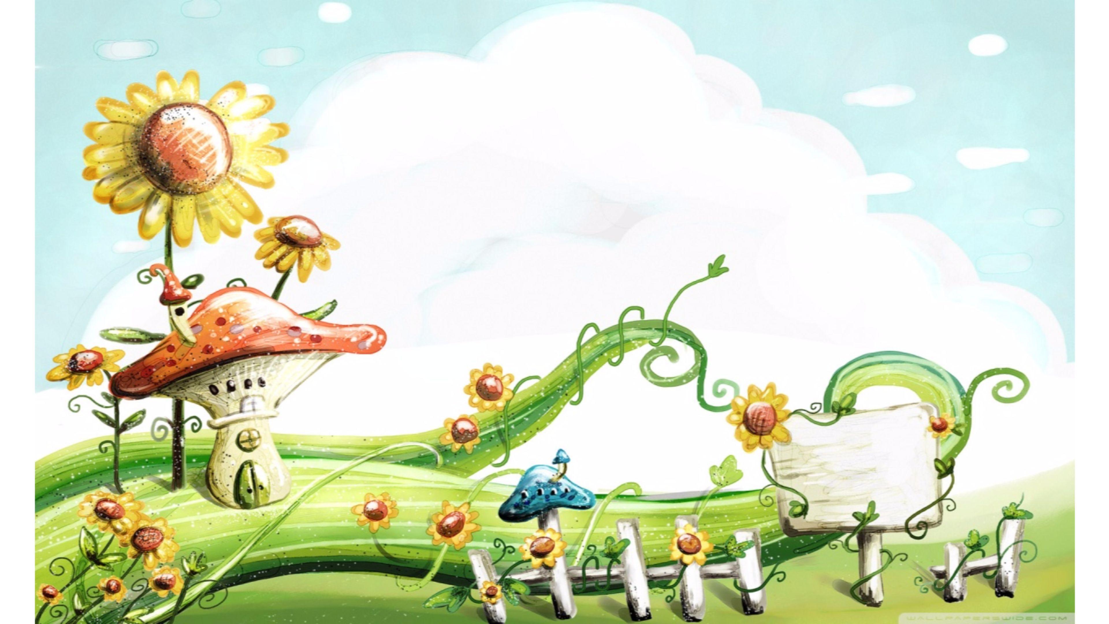 Kids Summer 4k Wallpaper Free 4k Wallpaper Eikones