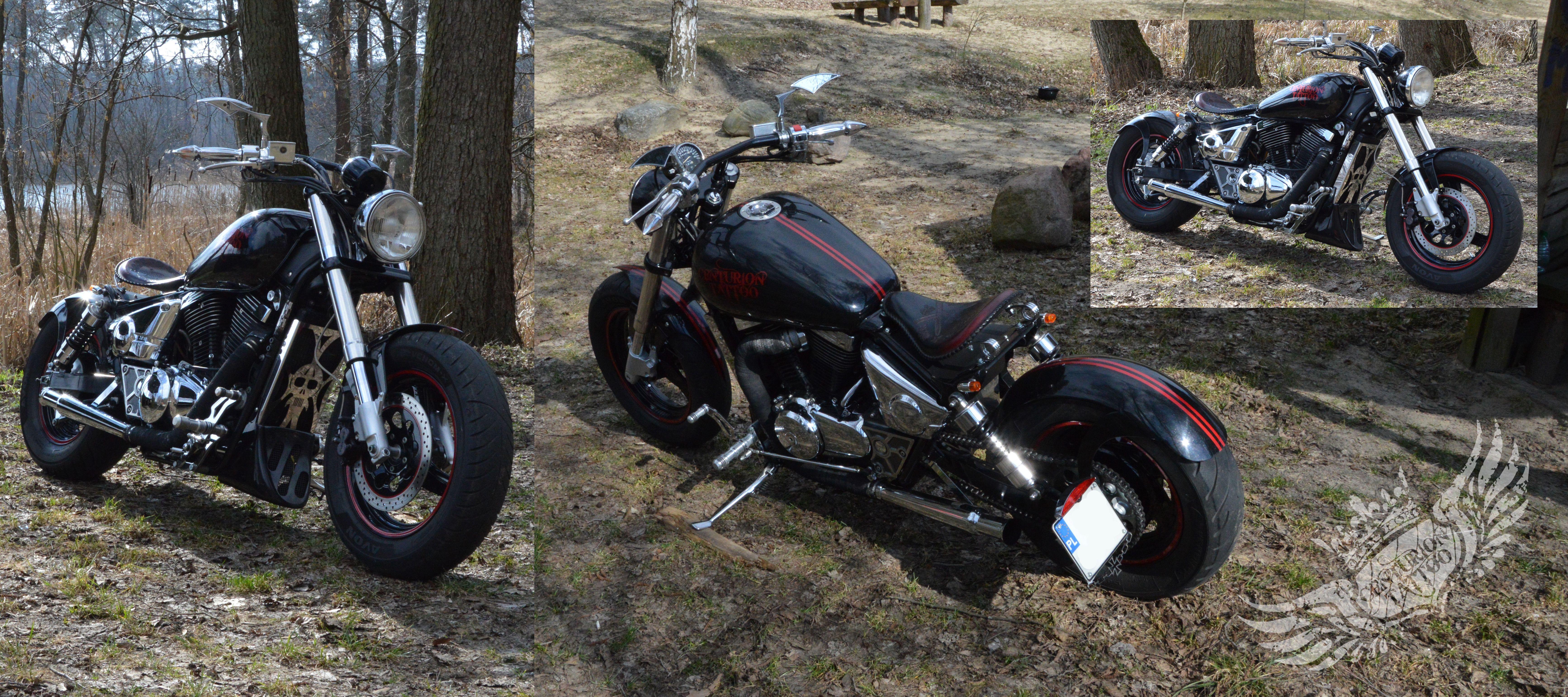 Suzuki Marauder vz 800 bobber | Bike | Bobber, The marauders