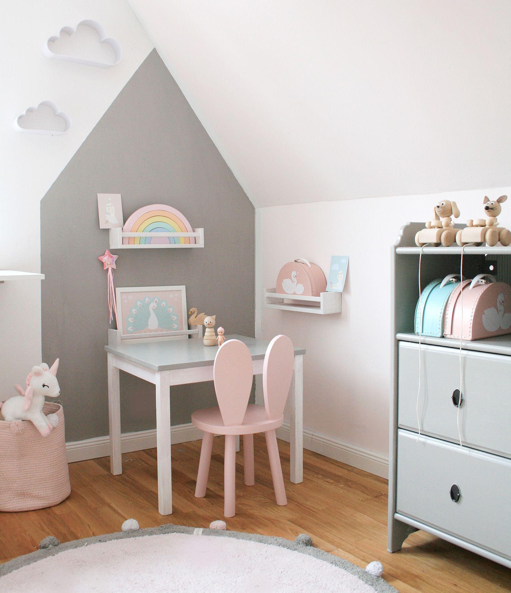 Malecke bei uns im Kinderzimmer (mit Bildern