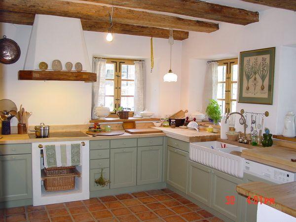 Landhauskuche Old English Haus