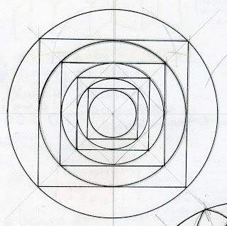 Circle and Phyllotaxis Matrices