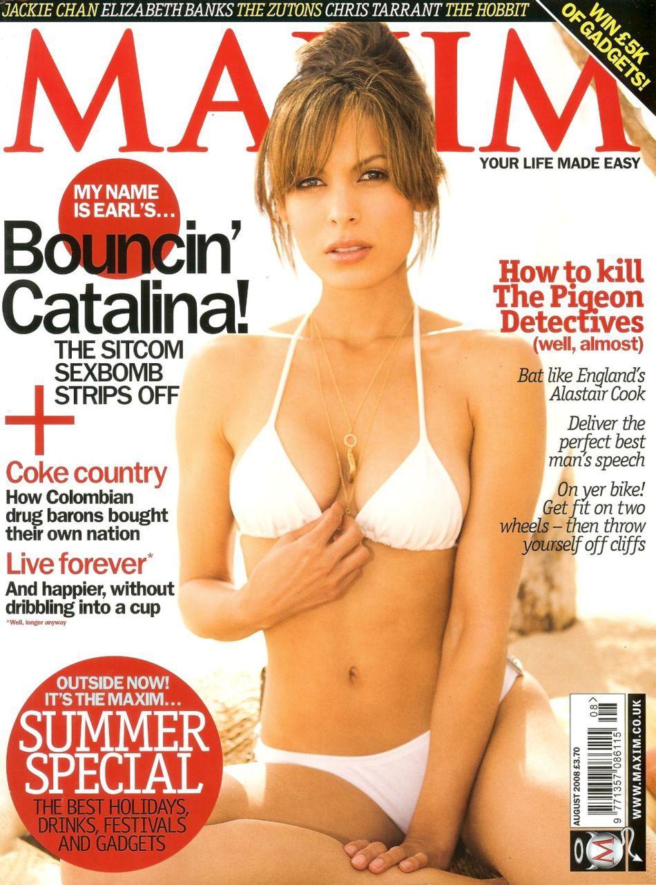 maxim сентябрь 2008 журнал онлайн