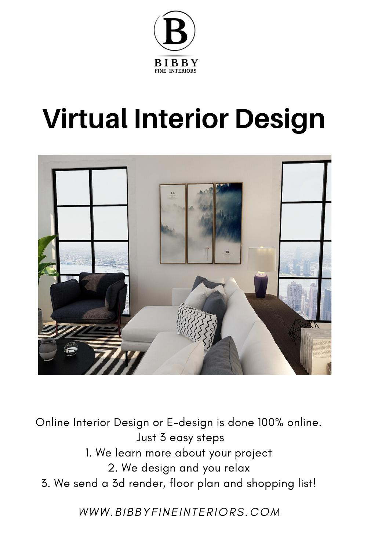 Virtual Interior Design In 2020 Online Interior Design Interior Design Online Interior Design Services