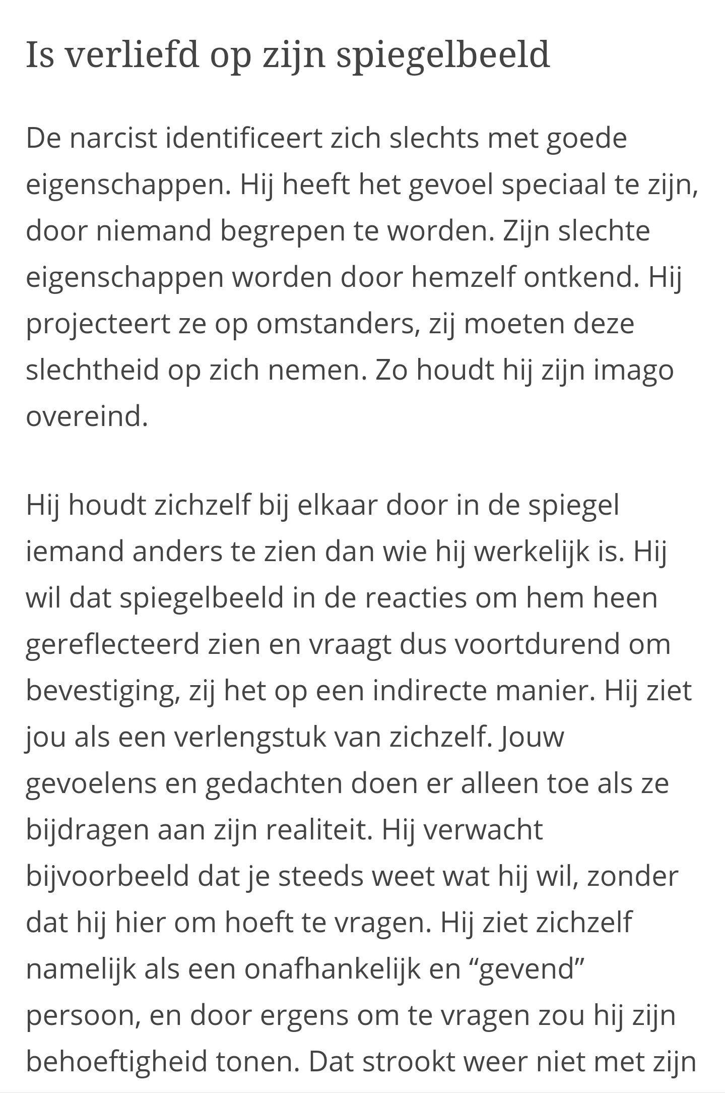 Pin Van Jessica Bremer Op Psychische Edu Spiegelbeeld Teksten