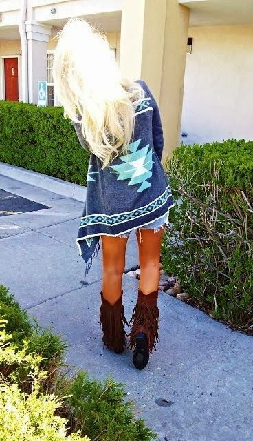 Adorable navy long cardigan fashion, love the boots!!!