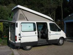 Ford Transit Westfalia Nugget