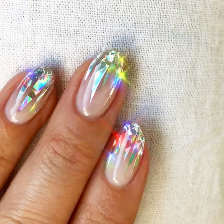 Icy Unicorn Nail Art Striping Tapes Health Remedies Pinterest
