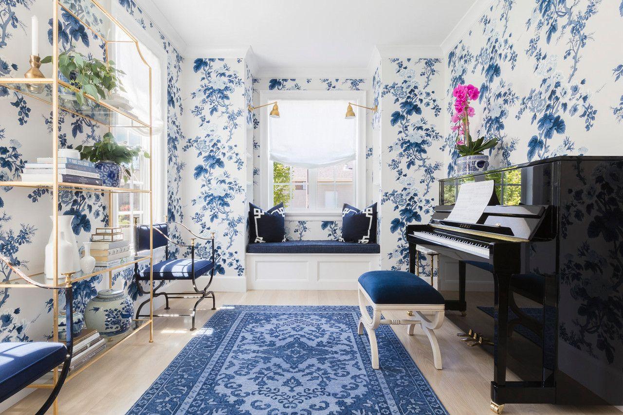 Caitlin Wilson Design Bright Colorful Oregon Home Tour
