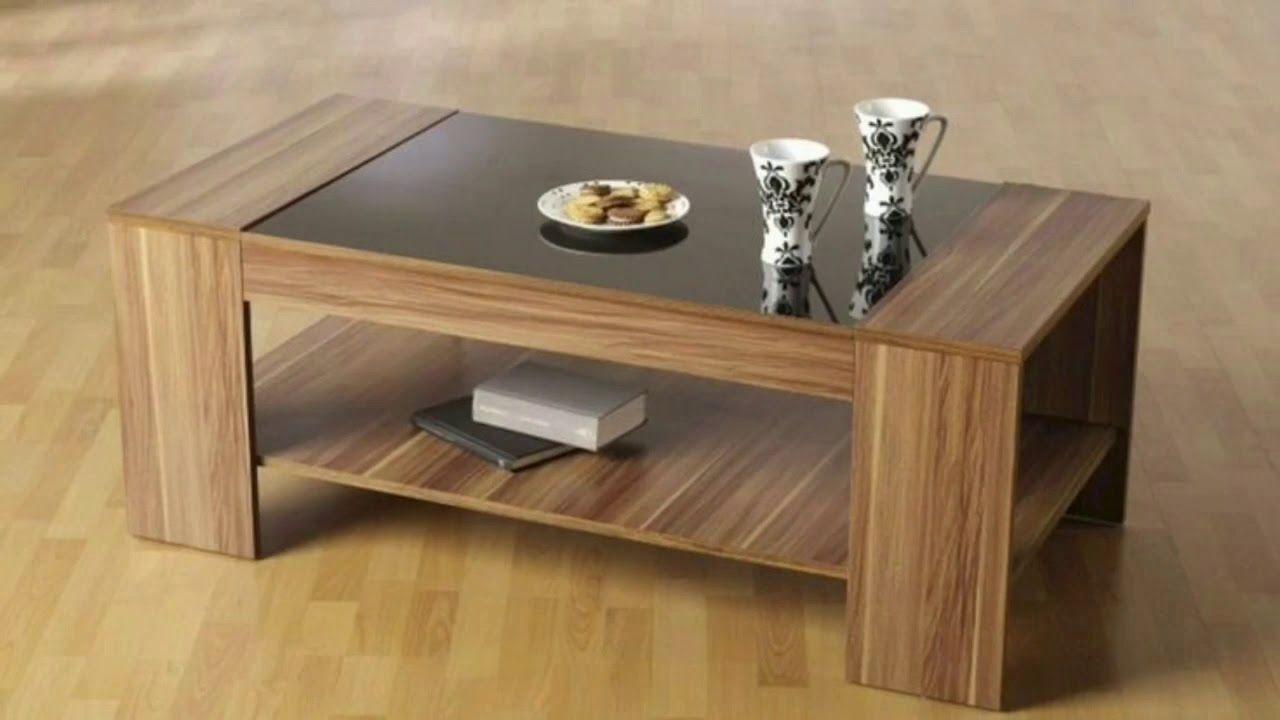 Top 100 Coffee Table Design Ideas Modern Center Table Youtube Coffee Table Design Coffee Table Design Modern Unusual Coffee Tables [ 720 x 1280 Pixel ]