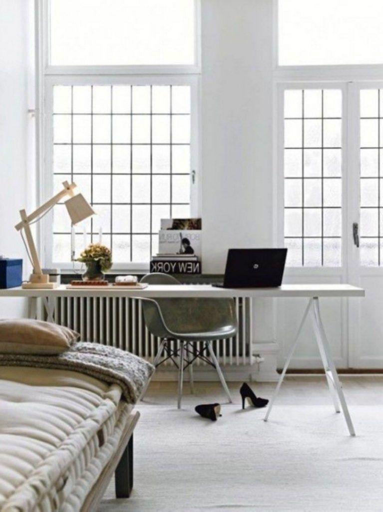 40 Good Scandinavian Home Office Designs That Inspire Home