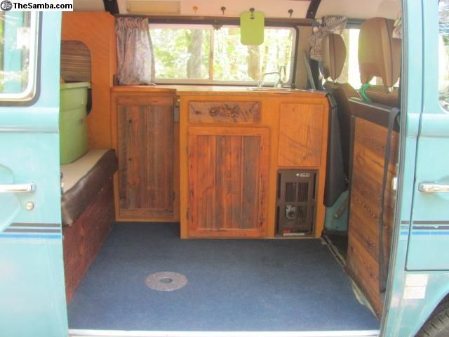 1978 Camper fuel injected, barnwood cabinets Price: 8500 ...